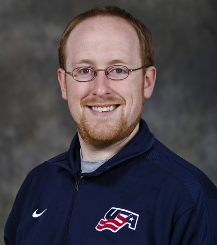 Alex Clark, Manager of Sponsor Services at USA Hockey