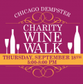 Chicago Dempster Merchants Association Wine Walk