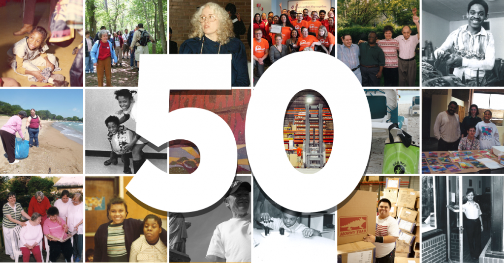 50 Years of Service Header