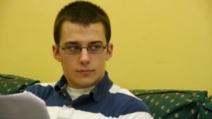Alec MacKenzie, a JJ's List Disability Awareness Player