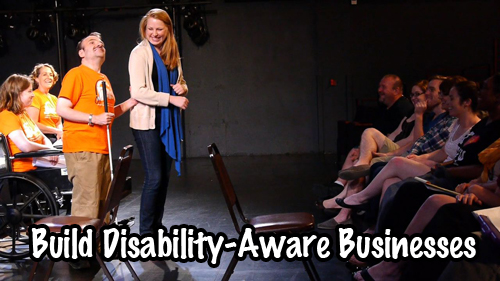 Train Disability-Aware Businesses