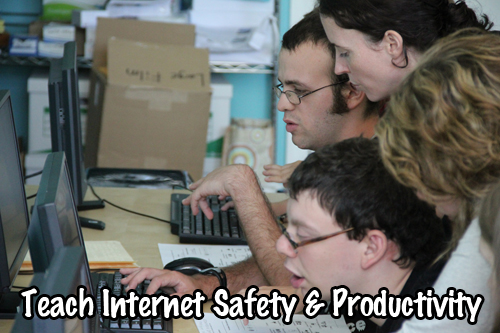 Teach Internet Safety & Productivity