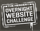 The Nerdery Overnight Website Challenge
