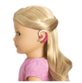 American Girl Doll with Hearing Aid