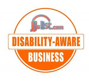 jjslist.com Disability Aware Business Seal of Approval