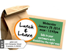 Lunch and Learn January