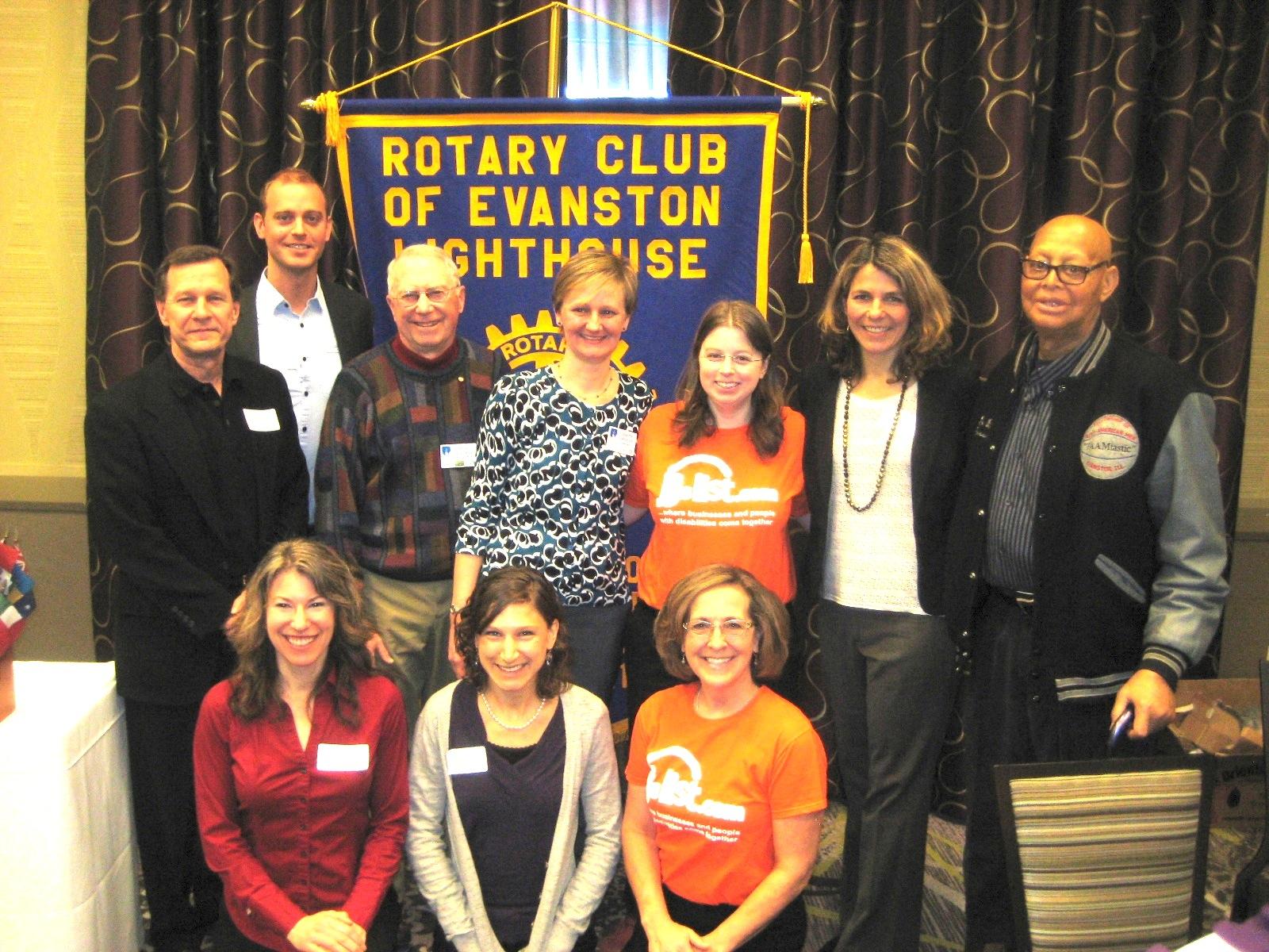 Evanston Lighthouse Rotary Club