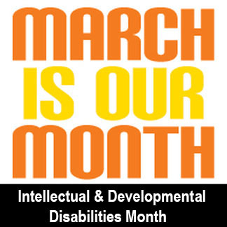 Intellectual and Developmental Disabilities Month