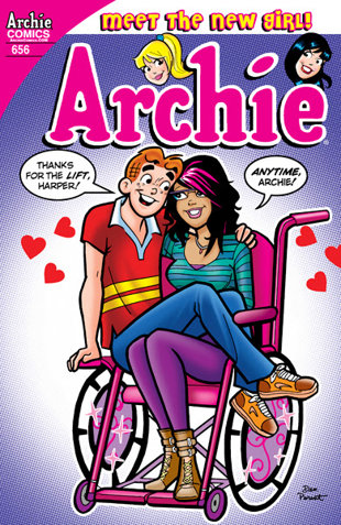 Archie and Harper