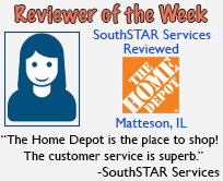 Reviewer of the Week - Home Depot